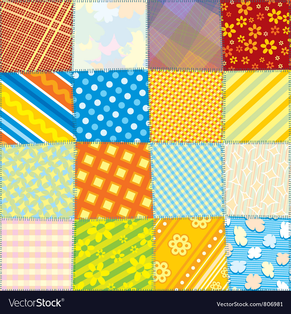 Seamless fabric texture vector | Price: 1 Credit (USD $1)