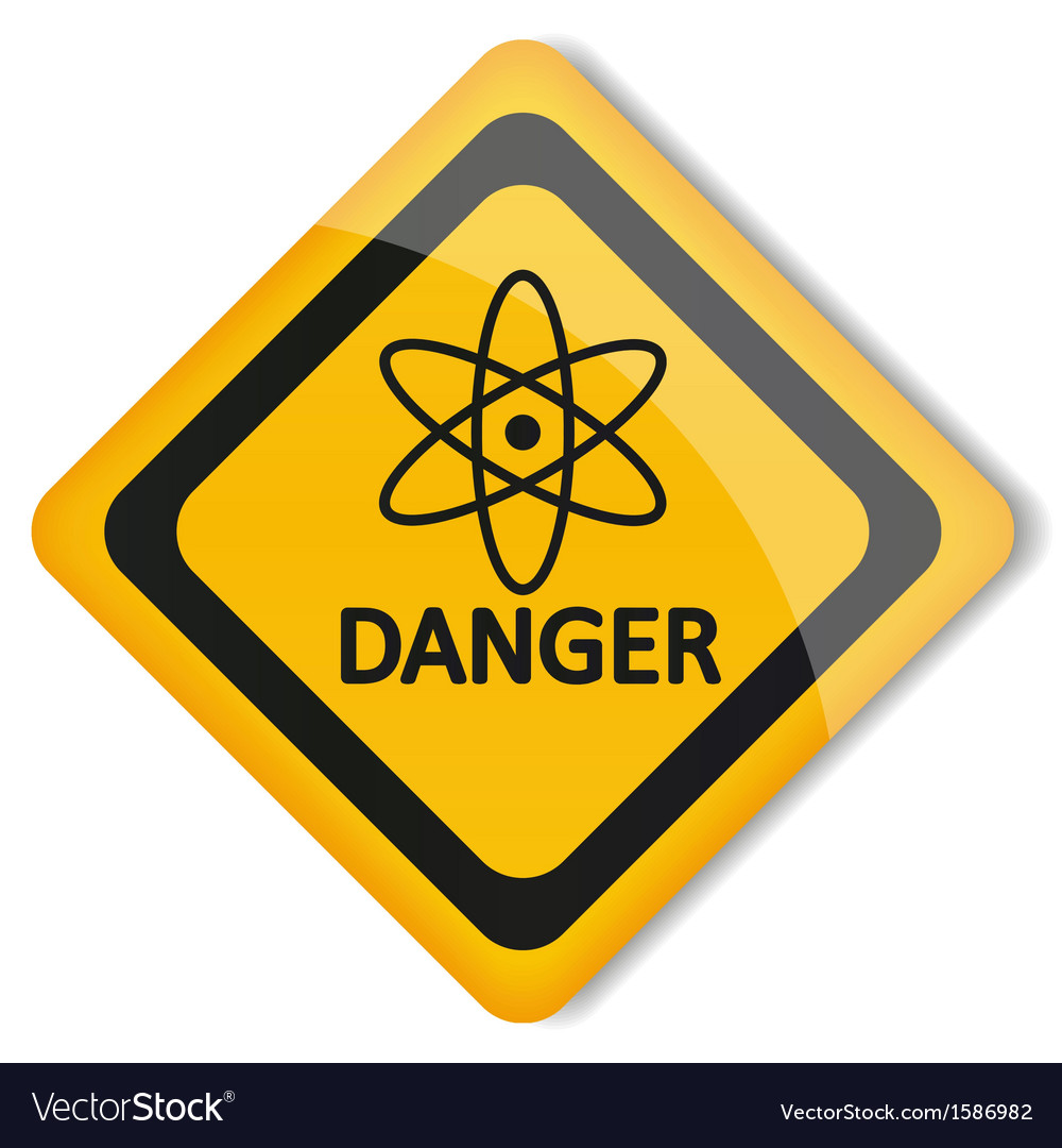 Label gamma radiation vector | Price: 1 Credit (USD $1)