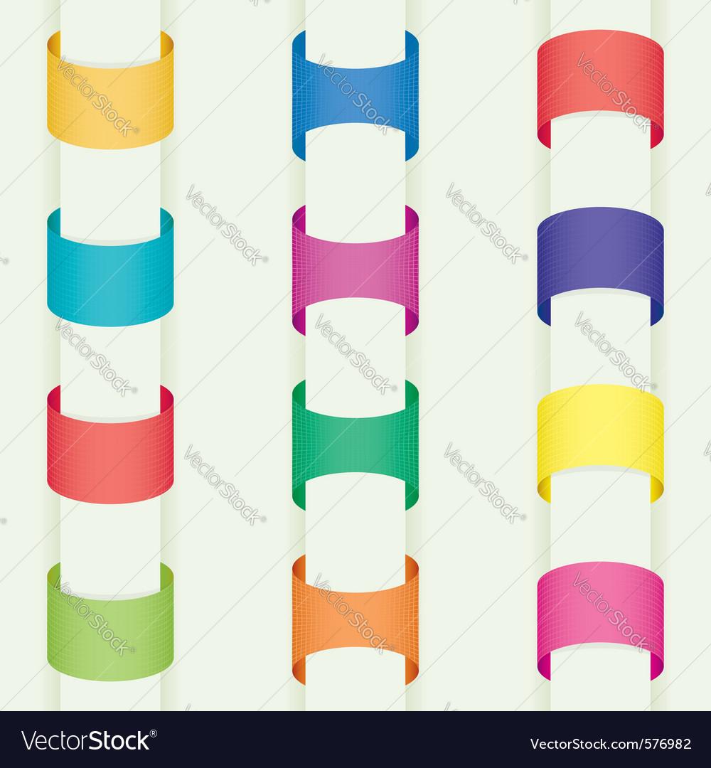 Sticker element vector | Price: 1 Credit (USD $1)