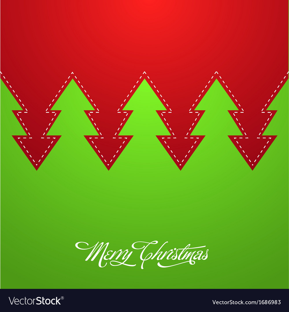 Creative christmas background vector | Price: 1 Credit (USD $1)