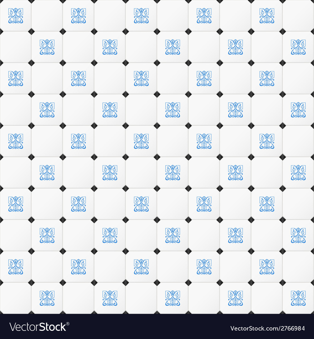 Victorian tile vector | Price: 1 Credit (USD $1)