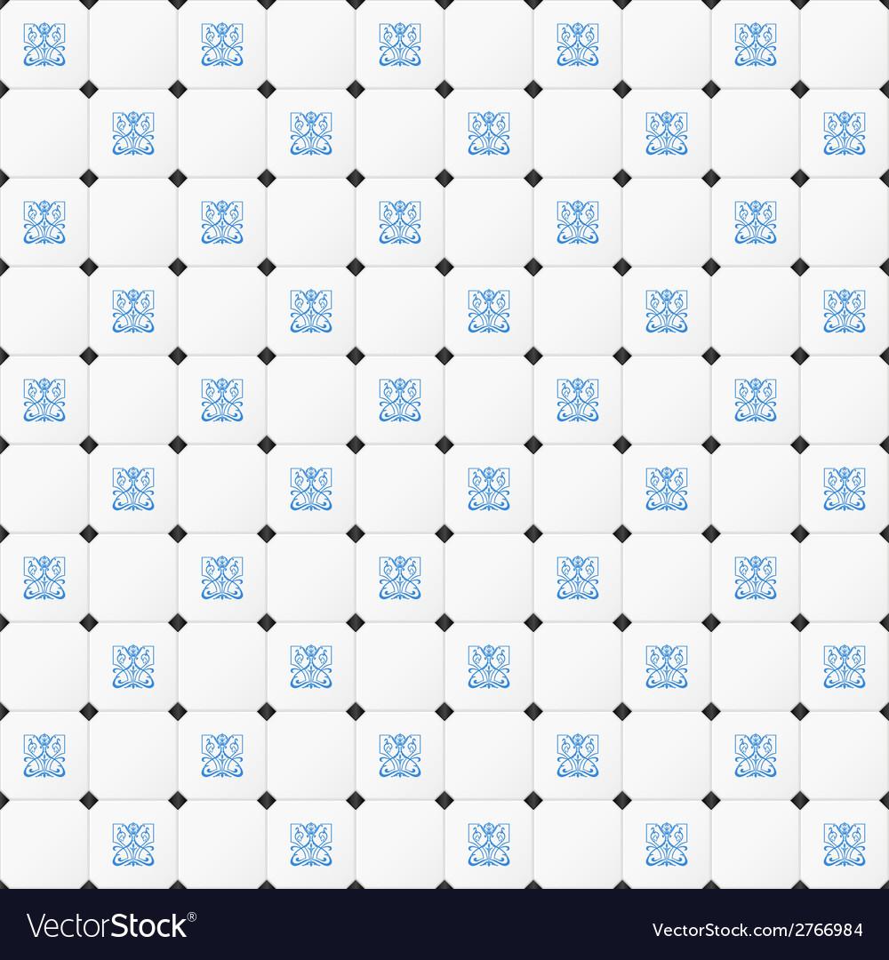 Victorian tile vector | Price: 1 Credit (USD $1)