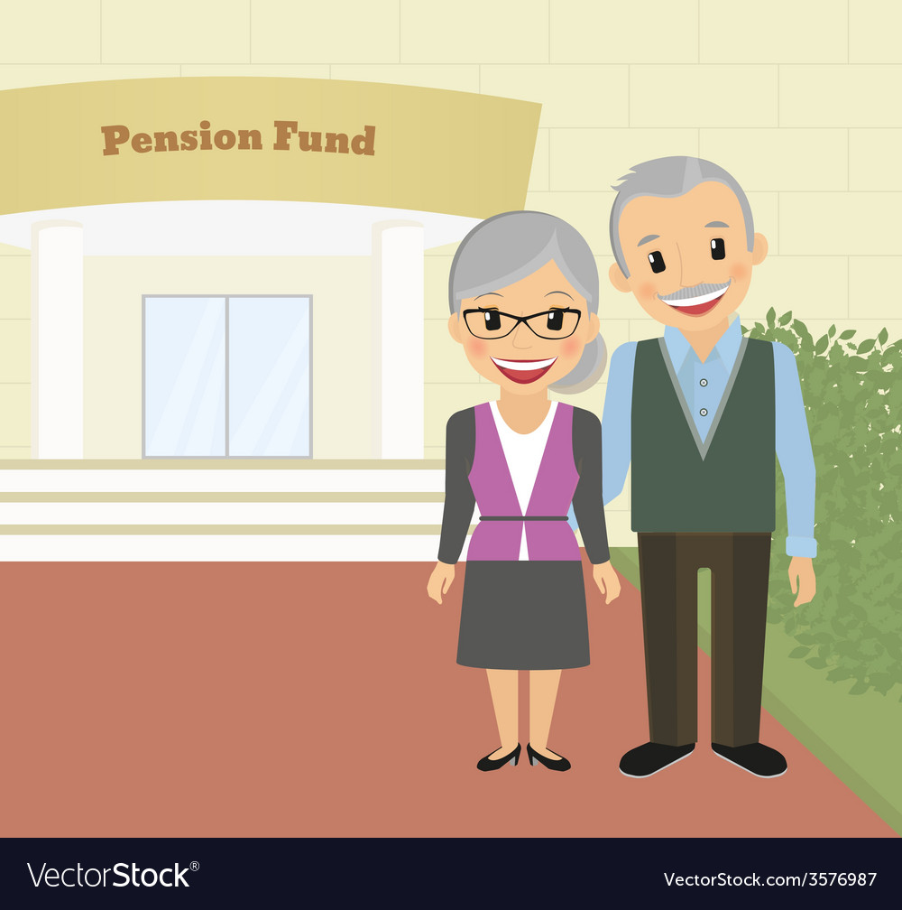 Grandparents vector | Price: 1 Credit (USD $1)