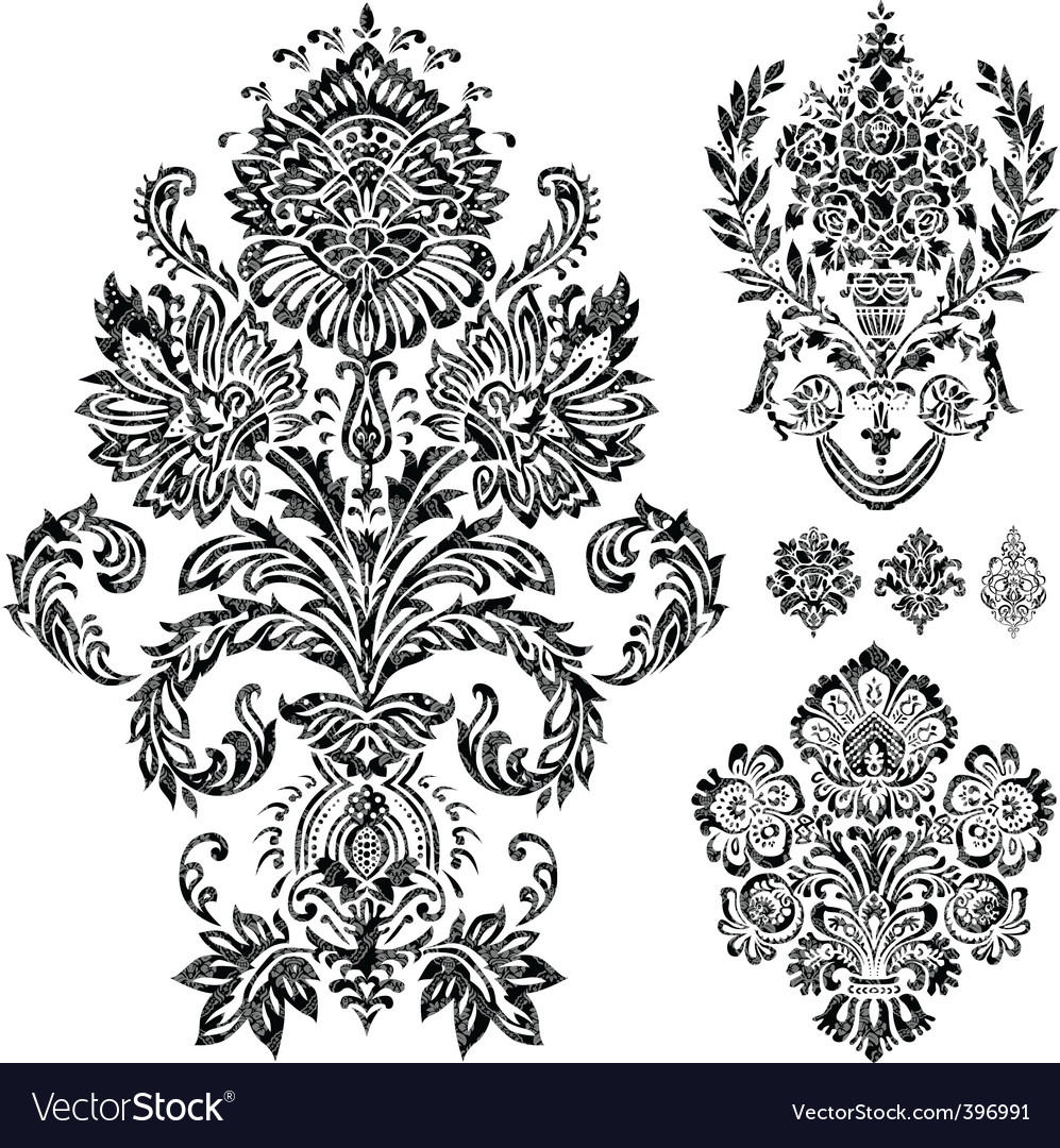 Filigree vector | Price: 1 Credit (USD $1)