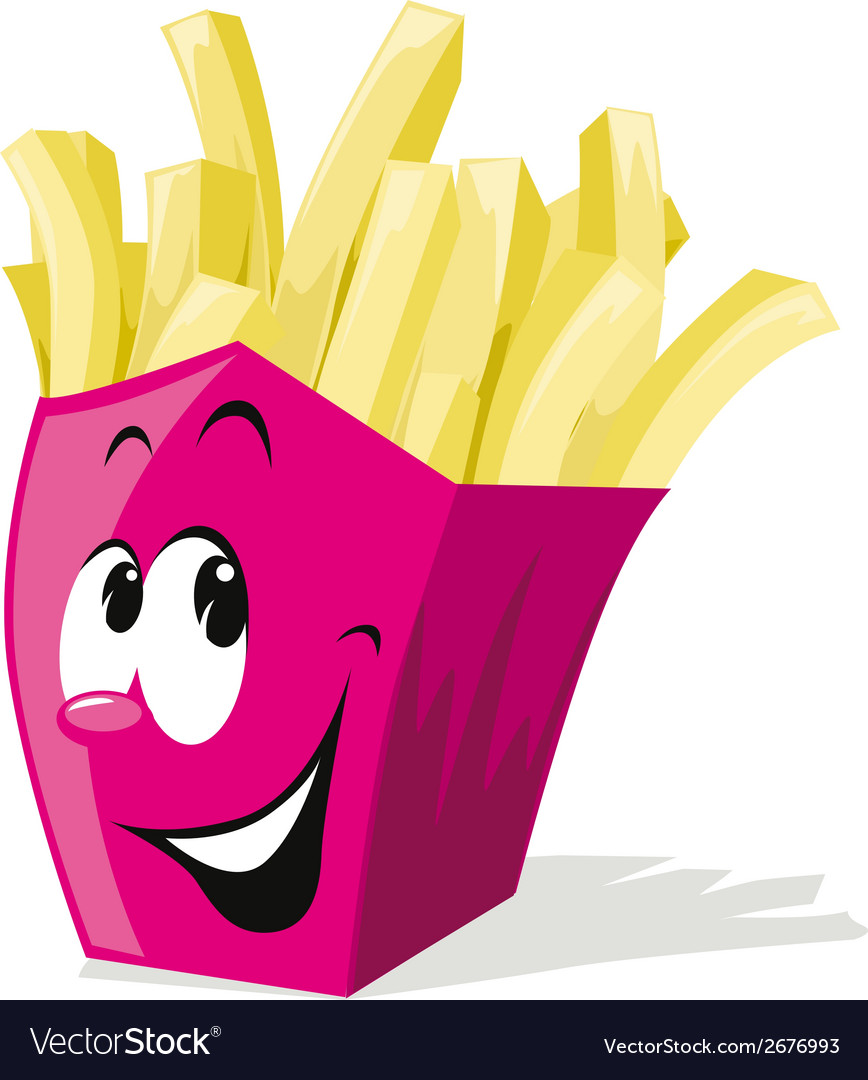 French fries vector | Price: 1 Credit (USD $1)