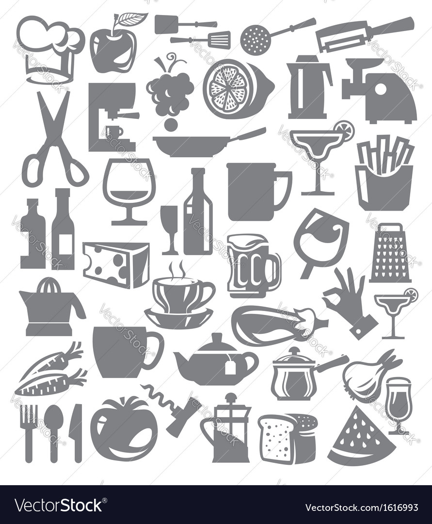 Kitchen icon vector | Price: 1 Credit (USD $1)