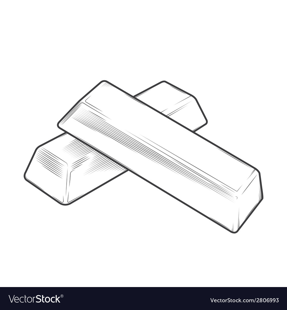 Metal bars vector | Price: 1 Credit (USD $1)