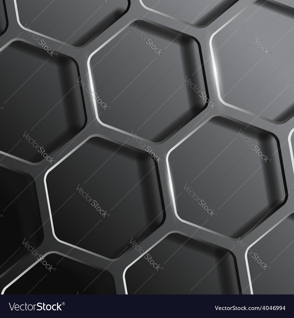 Background consisting of a honeycomb vector | Price: 1 Credit (USD $1)