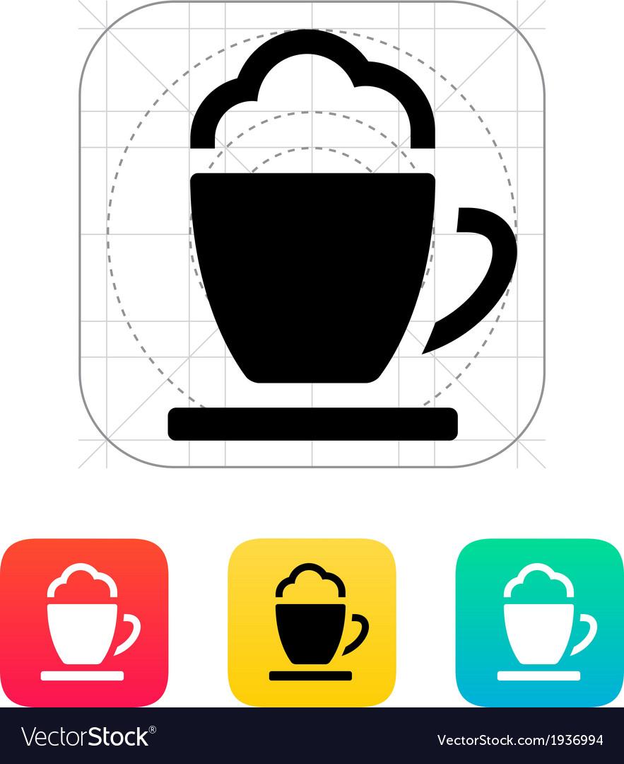 Espresso cup icon vector | Price: 1 Credit (USD $1)