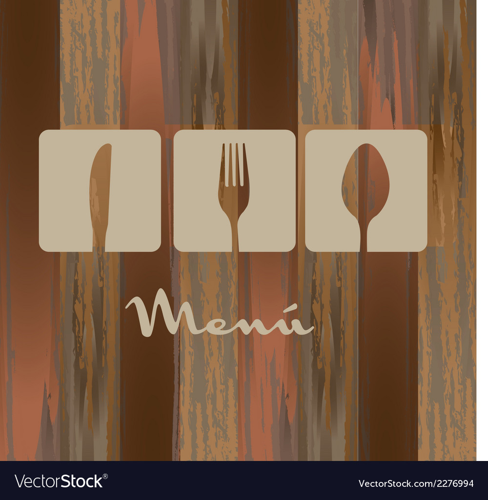 Restaurant and dinning design elements vector | Price: 1 Credit (USD $1)