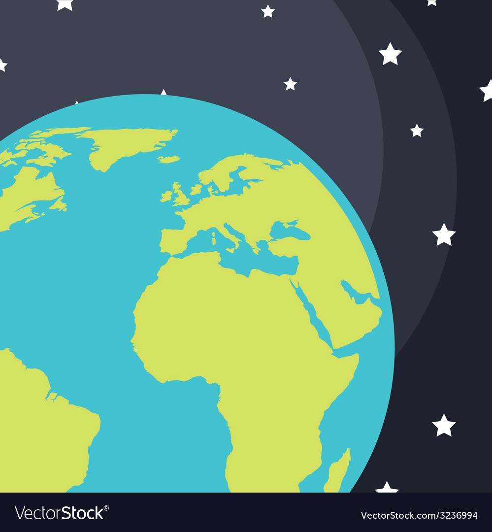 World design vector | Price: 1 Credit (USD $1)