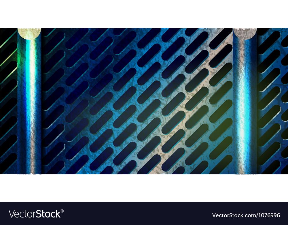 Metal plate vector | Price: 1 Credit (USD $1)