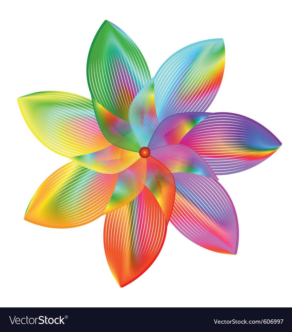Pin wheel vector | Price: 1 Credit (USD $1)
