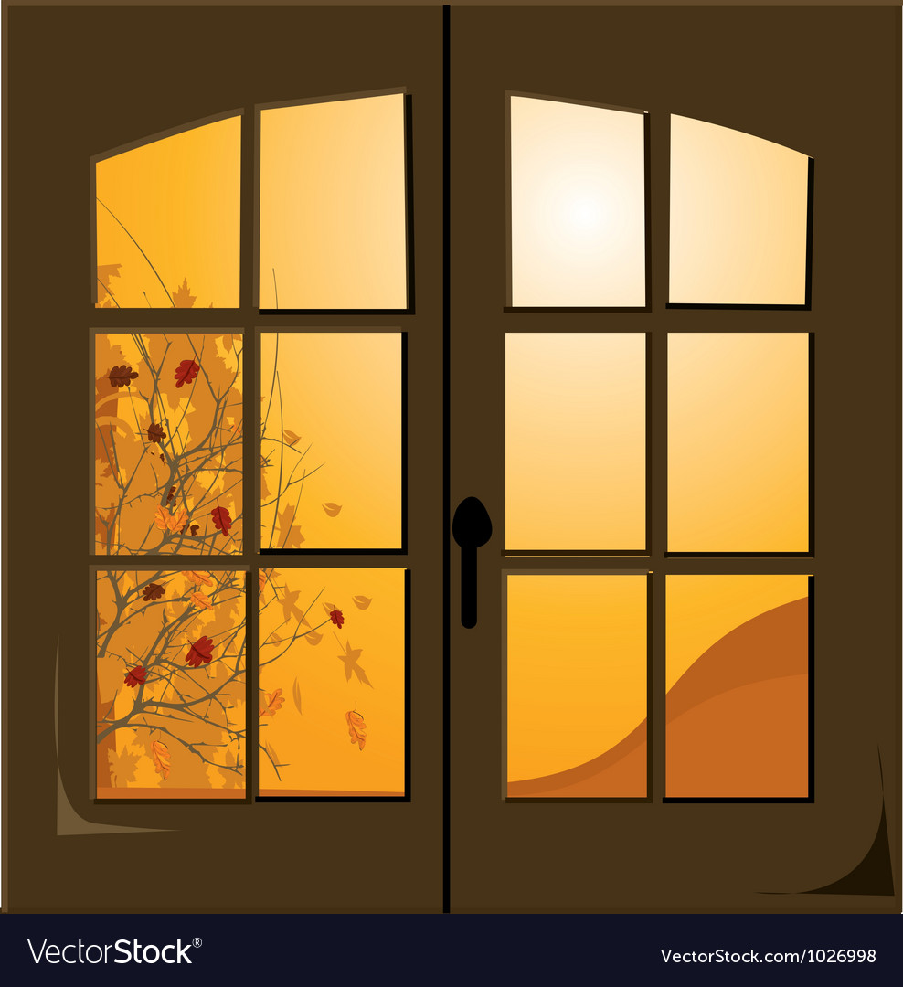 Afternoon scene vector | Price: 1 Credit (USD $1)