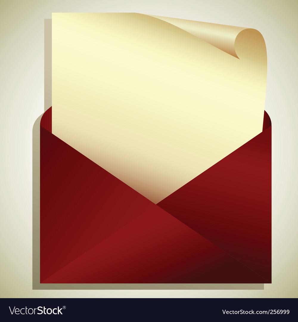 Tag in envelope vector   Price: 1 Credit (USD $1)