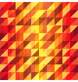 Colorful geometric retro pattern for your design vector
