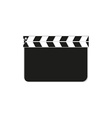 Film flap vector