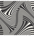 Abstract backdrop background black chevron c vector