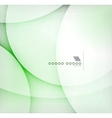 Green blur abstract background vector
