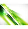Green lines background vector