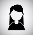 Woman design vector