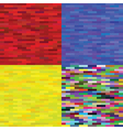 Multicolored backgrounds vector