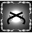 Antique guns-1 vector
