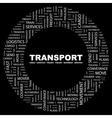 Transport vector