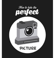 Pothographic icon vector