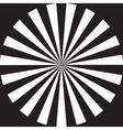 Rays flat design vector