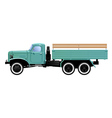Lorry vector