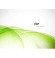 Green environmental abstract background vector