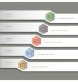Trendy design template vector