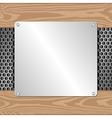 Boardmettbanngd vector