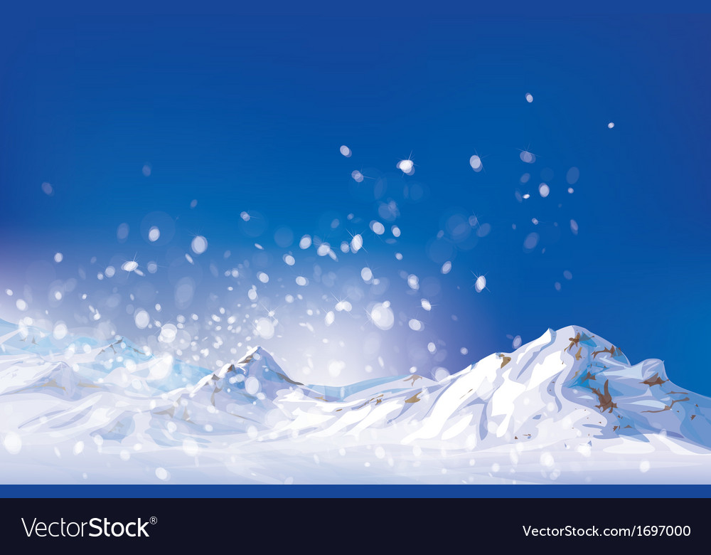 Winter vector | Price: 1 Credit (USD $1)