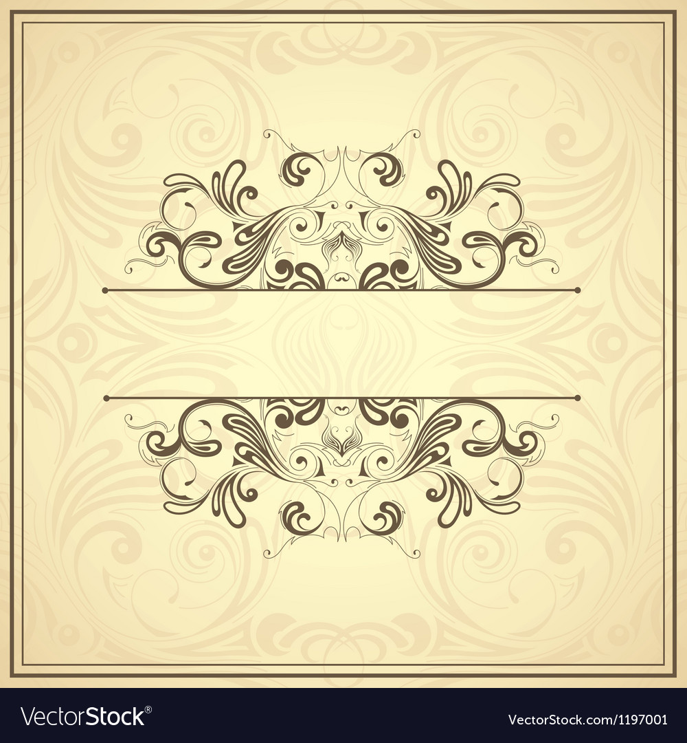 Retro background vector | Price: 1 Credit (USD $1)