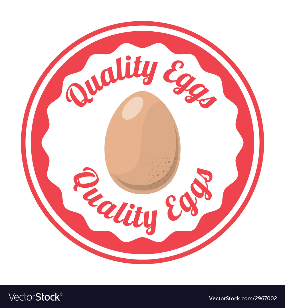 Eggs design vector | Price: 1 Credit (USD $1)