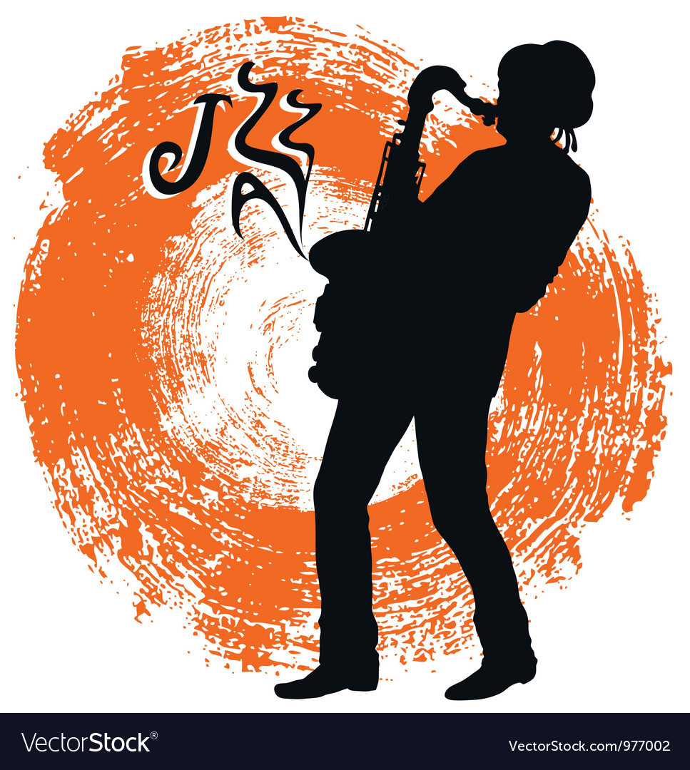 Jazz vector | Price: 1 Credit (USD $1)