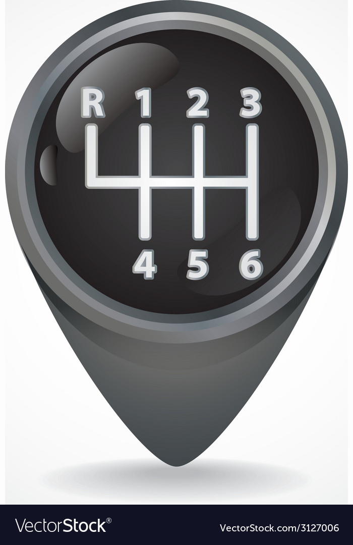 Gearshift vector   Price: 1 Credit (USD $1)