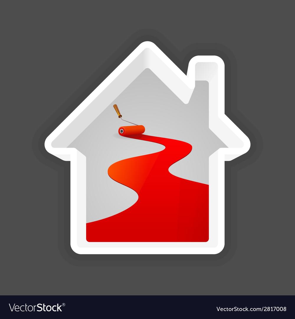 Home improvement vector | Price: 1 Credit (USD $1)