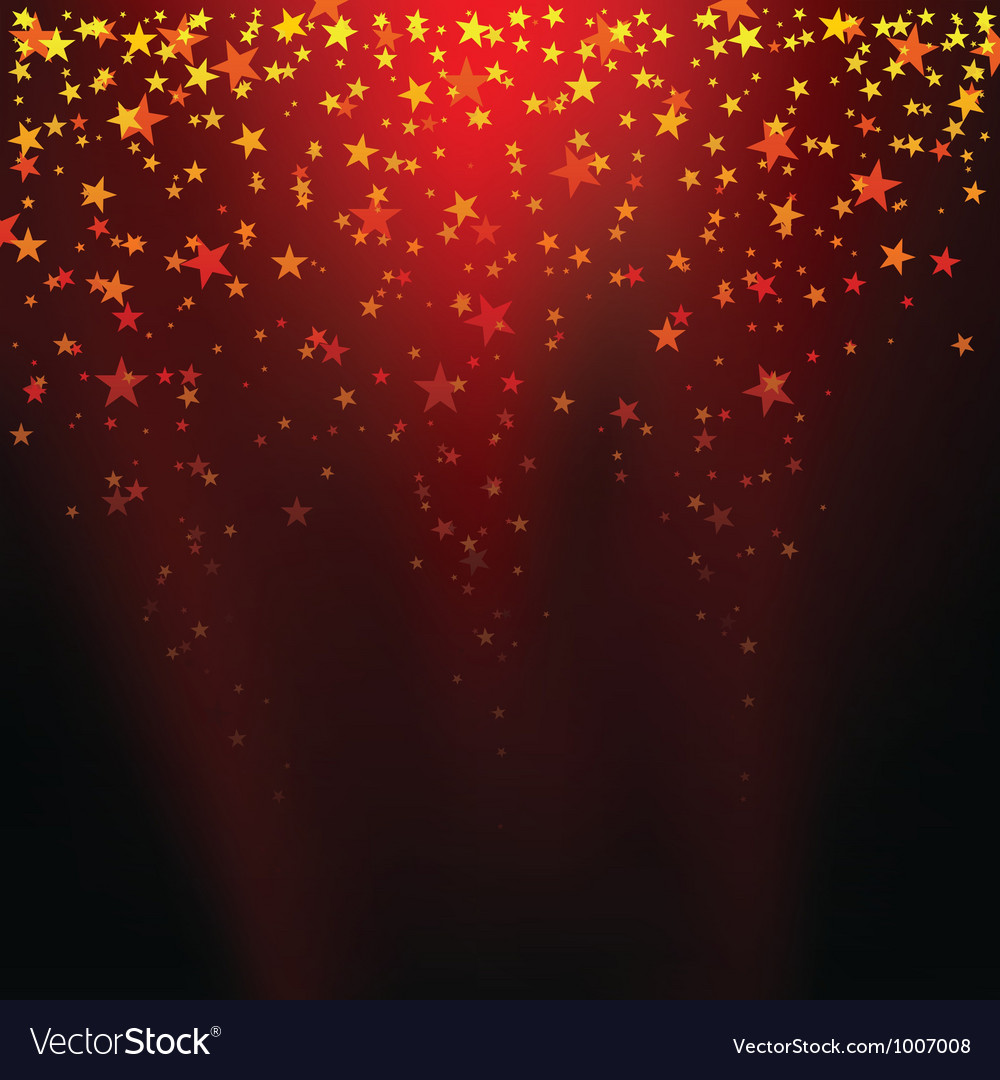 Starry background vector | Price: 1 Credit (USD $1)