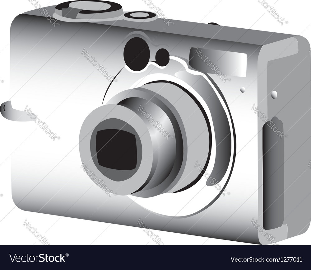 Camera photo vector | Price: 1 Credit (USD $1)