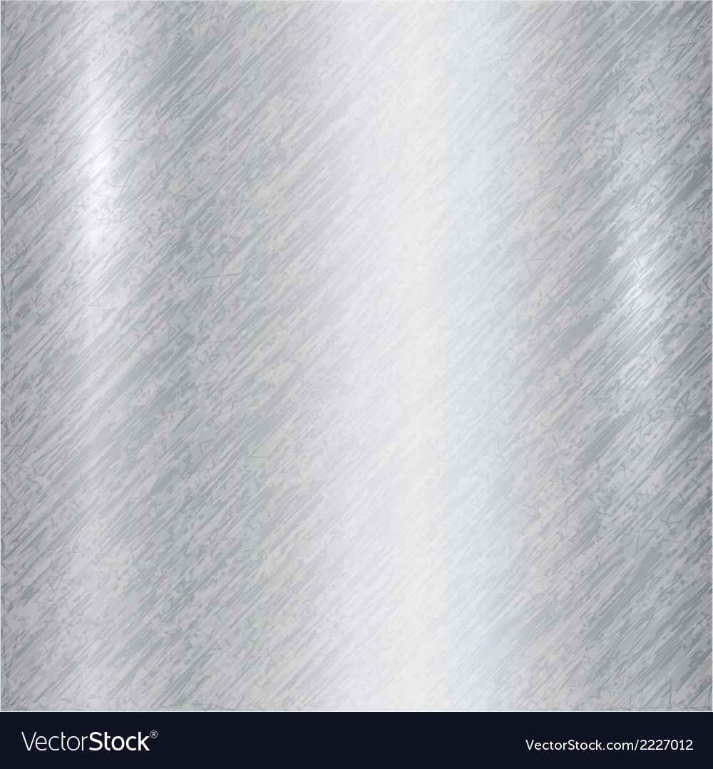 Abstract metallic silver background vector | Price: 1 Credit (USD $1)