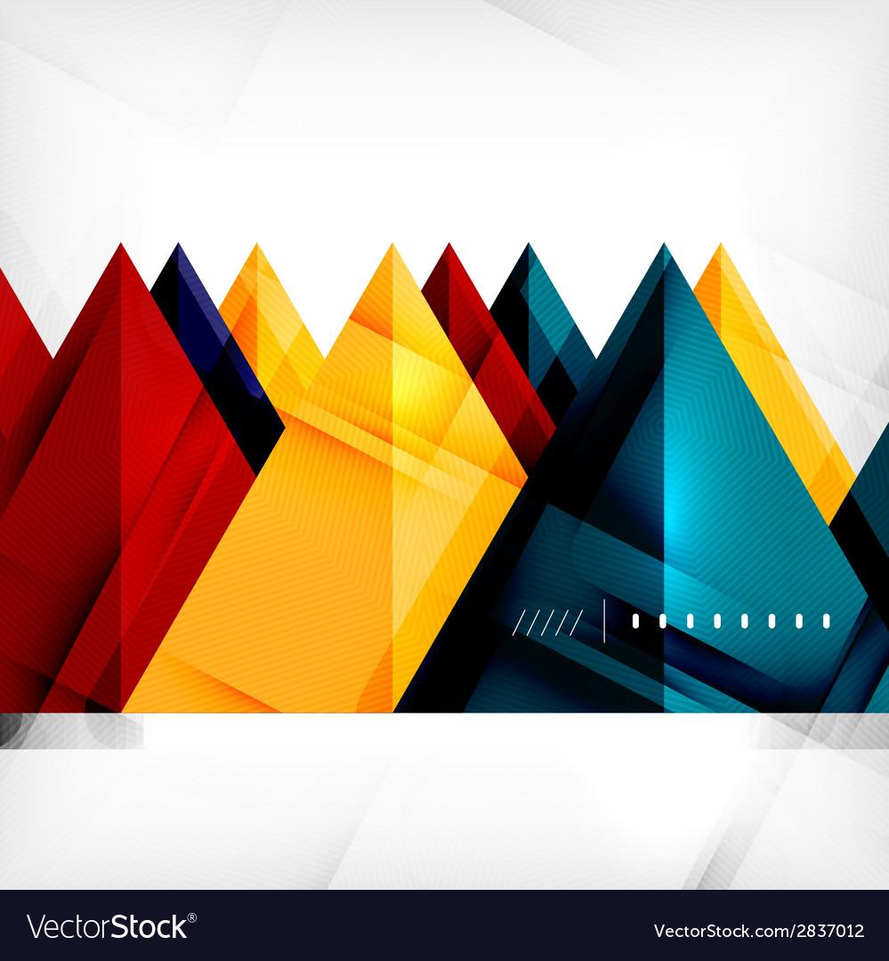 Hi-tech geometric futuristic business background vector   Price: 1 Credit (USD $1)