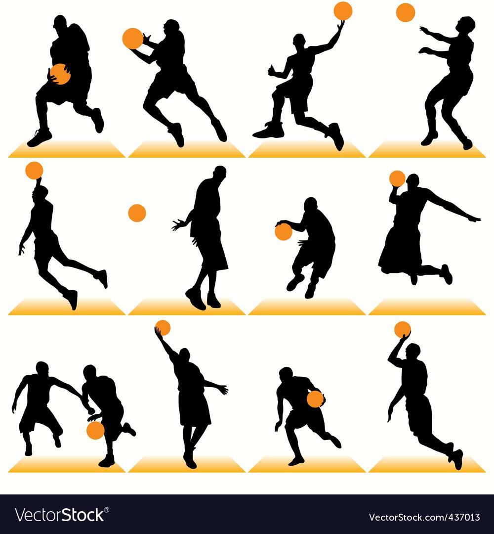 Basketball vector | Price: 1 Credit (USD $1)