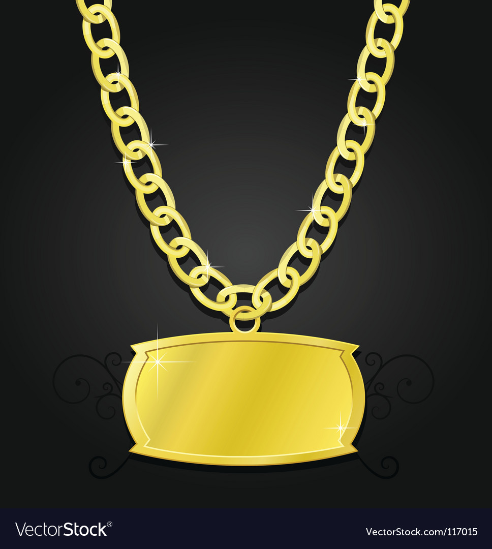 Gold set of jewels vector | Price: 1 Credit (USD $1)