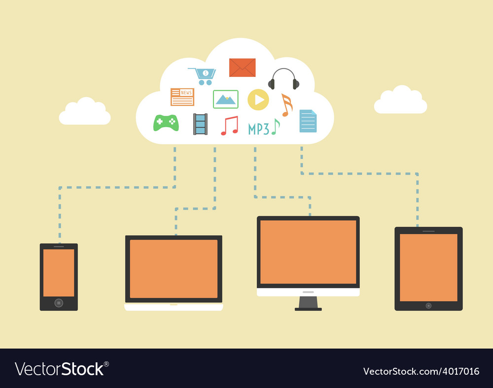 65cloudserver vector | Price: 1 Credit (USD $1)