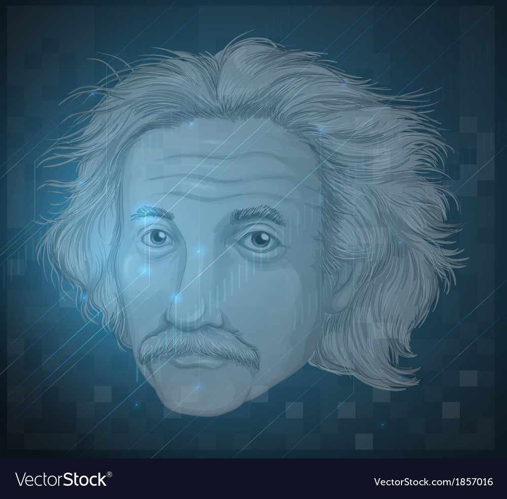 Human face of an old man vector | Price: 1 Credit (USD $1)