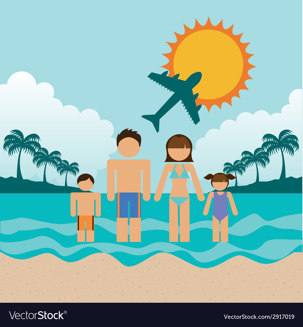 Family vector | Price: 1 Credit (USD $1)