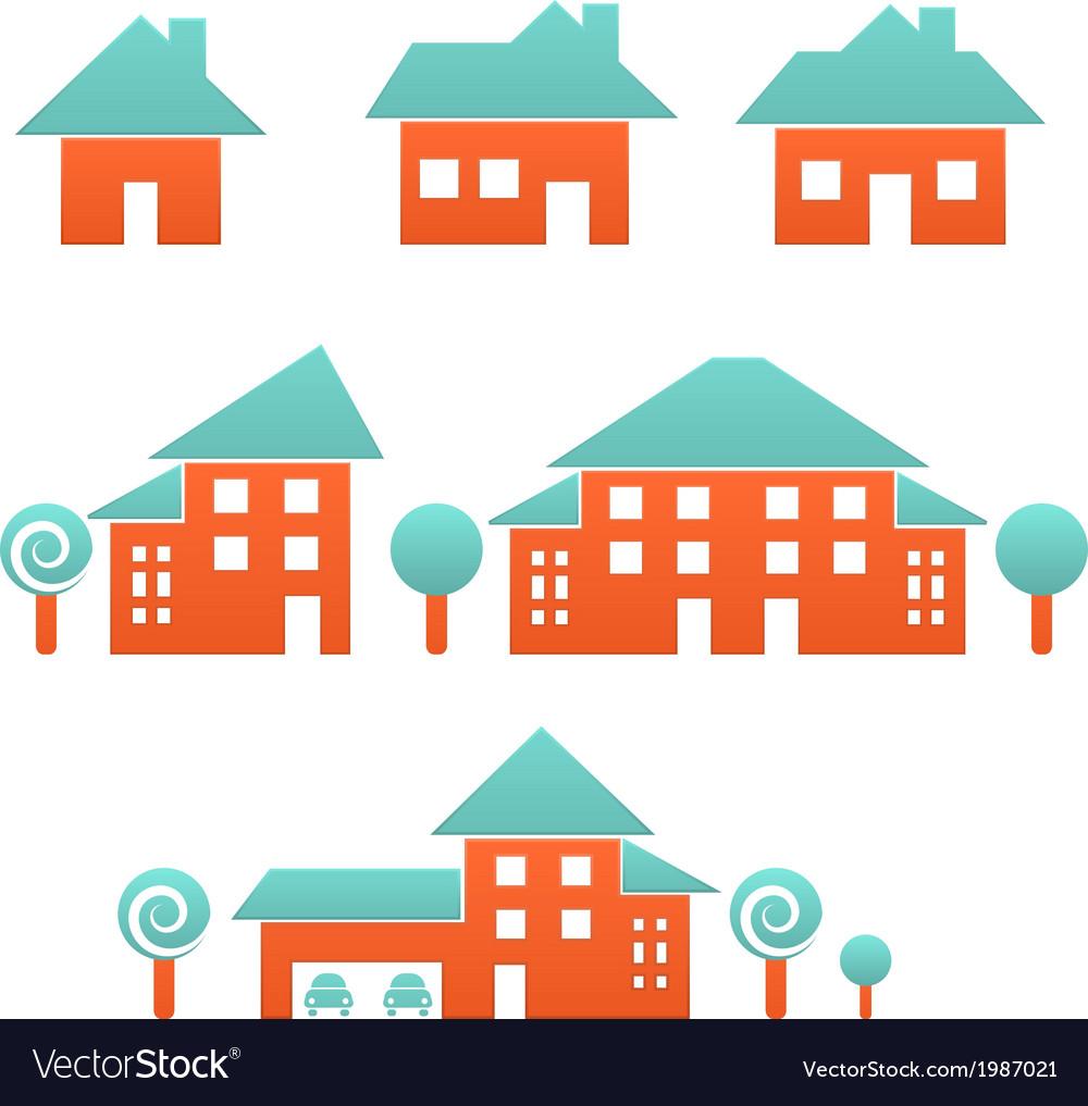 Estate vector | Price: 1 Credit (USD $1)